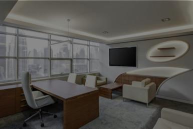 Office space in Raheja Towers