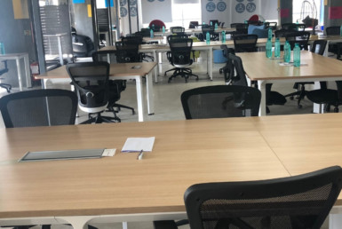 6,870 Sq Ft Office Space for Rent In Indira Nagar