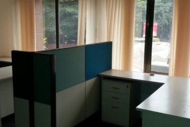 8,700 Sq Ft Furnished Office Space for Rent in Old Madras Road