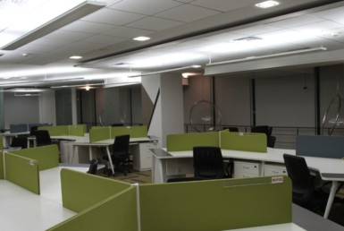 18,420 Sq Ft Commercial Office Space for Rent in MG ROAD