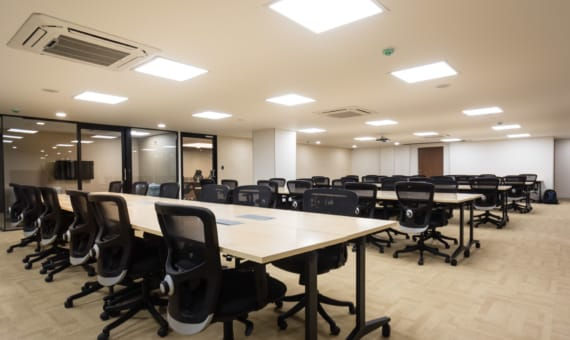 25,250 Sq Ft Co-Working Office Space For Rent in Indiranagar Bangalore